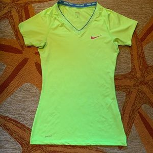 Nike Pro Dri Fit Work Out Shirt